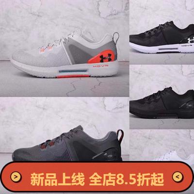 新款春秋 UA户外越野登山鞋 运动休闲跑步鞋 健身男鞋休闲运动鞋