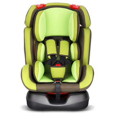 坐躺可调汽车儿童安全座椅0-12岁婴儿 9个月宝宝车载用ISOFIX 4-7