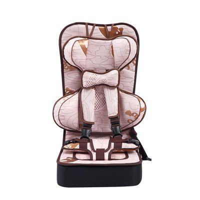 热销简易婴儿童安全座椅汽车用背带宝宝小孩坐椅0-3-12岁便携式增
