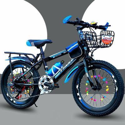 新款山地车儿童10-12-15岁男孩自行车小学生20寸22寸单车男女变速