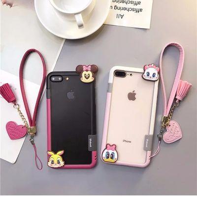 iPhoneXxs手机壳8苹果7plus硅胶6S散热边框防摔女6潮牌XSMax软XR