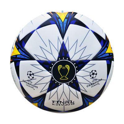爆款五号欧冠足球英超联赛欧洲杯5号训练比赛无缝粘合中学生贴皮