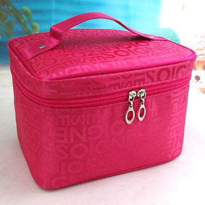 韩国可爱洗漱化妆品袋大号大容量女防水化妆包旅行便携小号收纳包