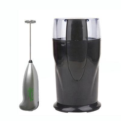 外贸电动咖啡研磨机多功能小型磨豆机 家用迷你磨粉机 药材研磨机