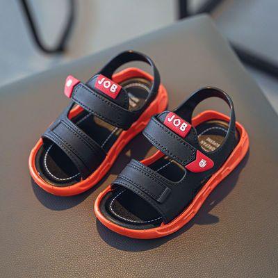2020新款男童凉鞋儿童凉鞋夏季沙滩鞋女童鞋宝宝凉鞋学生休闲凉鞋