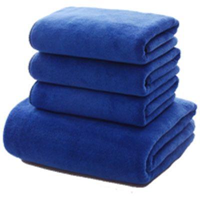 【擦车毛巾买一送三】洗车毛巾吸水加厚专用擦车巾大号汽车用品