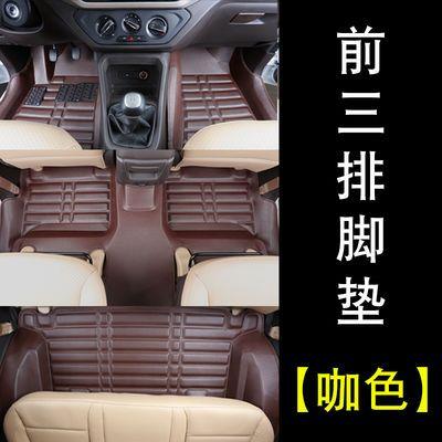 2018款新五菱宏光S专用汽车脚垫七座7大全包围宏光S3五5丝圈大18
