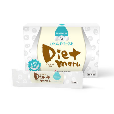 日本荣进制药薏米薏仁原液酵素升级白金版消水丸 去水钟一般贸易