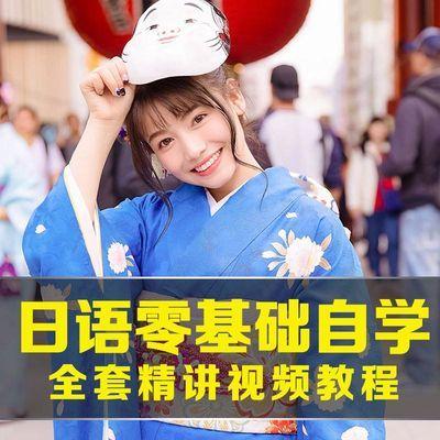 日语自学教材零基础入门学习新标大家的日语n1网课视频教程全课程