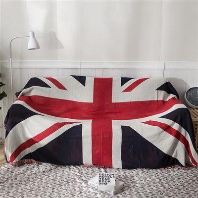 新品北欧纯色沙发巾ins全盖网红毯子秋冬简约沙发垫双面盖布罩套