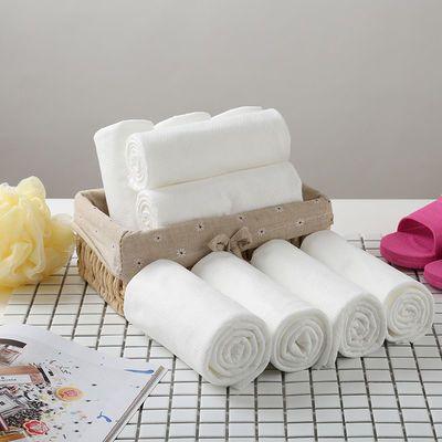 20条装一次性浴巾家居旅行成人柔软纯棉加厚婴儿无纺布美容院包邮