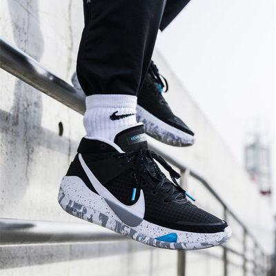 杜兰特13代篮球鞋KD13高帮战靴男女子耐磨防滑实战运动鞋