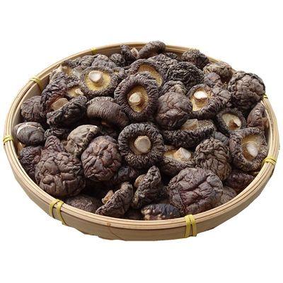 神农架椴木香菇500g100g野生特级香菇干货湖北土特产剪脚农家花菇
