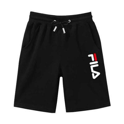 100%纯棉夏季短裤男五分裤运动休闲韩版潮流薄款大裤衩宽松短裤