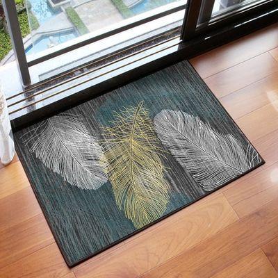 发地欧美约客欧式商用地毯客厅进门家用房间麻地简约新中欧客水洗