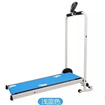 跑步机家用款小型迷你室内折叠平板运动静音多功能简易减肥跑步机