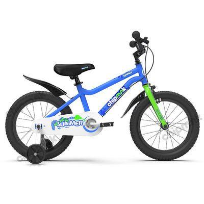 优贝儿童自行车男孩3-4-6-10岁小孩自行车女儿童单车