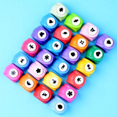 小号简易压花器打花机幼儿园手工制作创DIY益智玩具压图器印花器