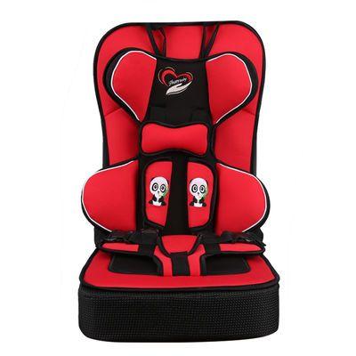 简易儿童宝宝汽车安全座椅婴儿便携式车载座椅宝宝安全背带0-12岁