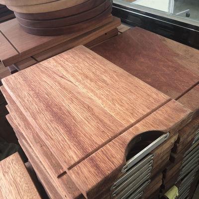 爆款进口非洲刚果乌檀木整木加厚切菜板实木菜板家用厨房刀板面板