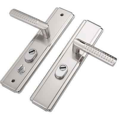 热销防盗门把手防盗门锁套装加厚通用型锁芯锁体家用大门锁双快三