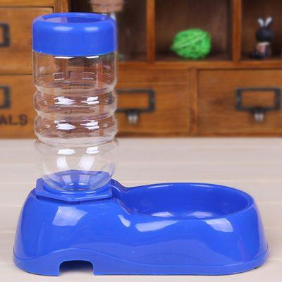 狗狗自动饮水器 宠物自动喂食器猫咪饮水喂食器泰迪水碗狗碗用品