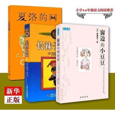 【特价】正版 长袜子皮皮 注音版 三四年级课外书必读 中国少年儿