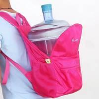 新款可折叠大容量双肩包女超轻防水户外旅行包旅行收纳包学生背包