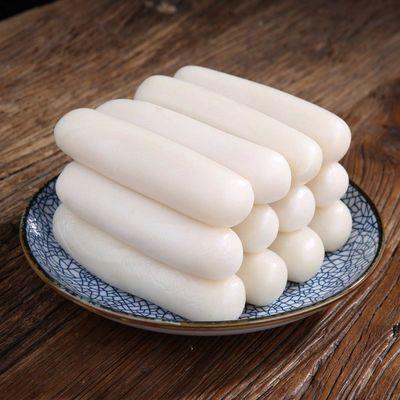 舌尖上的中国正宗宁波手工水磨年糕真空包装宁波特产水磨多规格