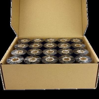 蜡基碳带110*3001009080706050条码打印机色带标签条码铜板