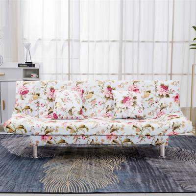 简易折叠沙发床两用小户型多功能单双三人出租房懒人实木布艺沙发