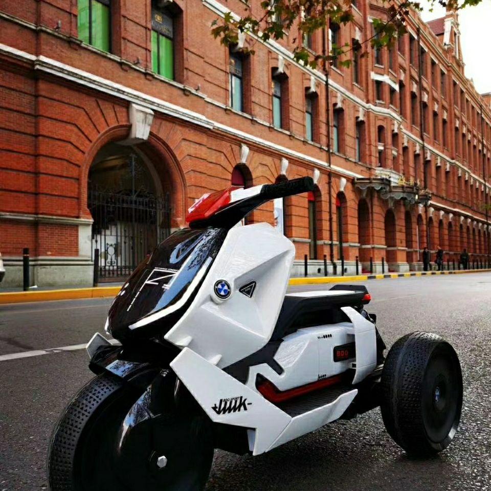 贝多奇玩具车 新款7188幻影 电动三轮车 彩盒装