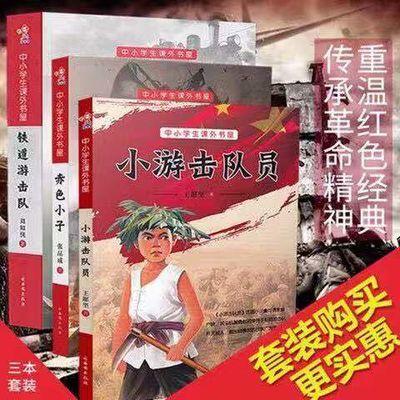 【特价】正版包邮小兵张嘎百年百部中国儿童文学经典书系童书 徐