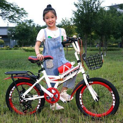 折叠儿童山地自行车67-8-9-10-12岁15中大童男女孩20寸小学生变速