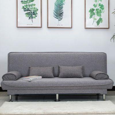 爆款多功能沙发床两用可折叠布艺客厅小户型懒人休闲简易租房公寓
