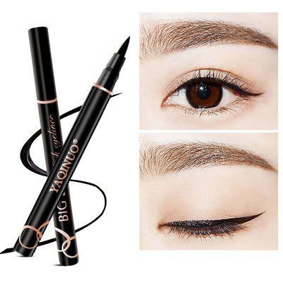 雅琪诺眼线笔超防水不晕染李佳琪推荐新手速干眼线液笔网红正品