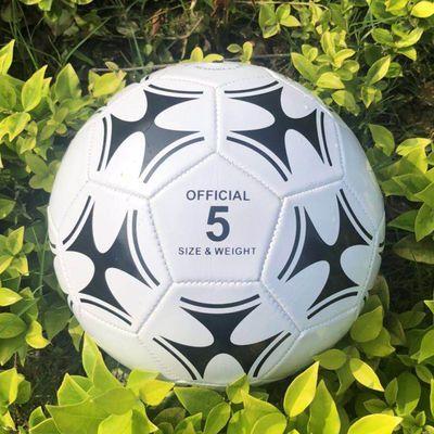 学校指定校园足球中小学生儿童成人训练比赛黑白块4号5号防爆