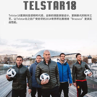 正品俄罗斯世界杯欧冠足球中小学生成人训练比赛标准45号耐磨足球