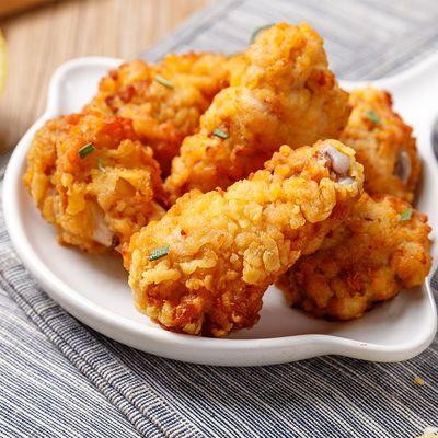 临期香巴度香辣翅根金椒蝶翅奥尔良烤翅中对翅香辣大鸡排鸡翅包饭