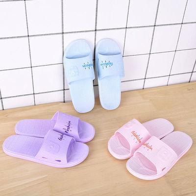 拖鞋女夏外穿时尚学生韩版网红ins室内浴室洗澡家用防滑凉拖鞋女