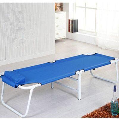 家用成人午睡床加固折叠床单人午休床办公室简易陪护行军床儿童床