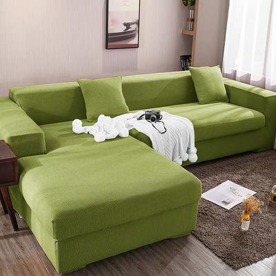 弹力懒人沙发套罩加厚全包万能套布艺沙发盖布通用型沙发罩垫全盖