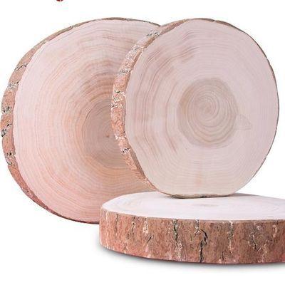 舌尖上的中国泰兴银杏木砧板家用实木菜板厨房白果树整木案板菜墩