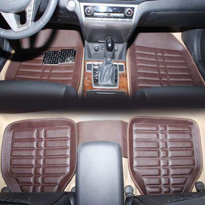 汽车通用脚垫比亚迪F0 F3 F6 G3 L3 速锐 四季通用脚垫