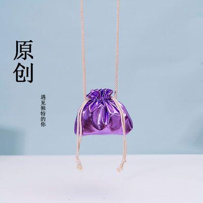 2020新款包包女斜挎包大容量女包束口抽绳包女学生韩版百搭女小包