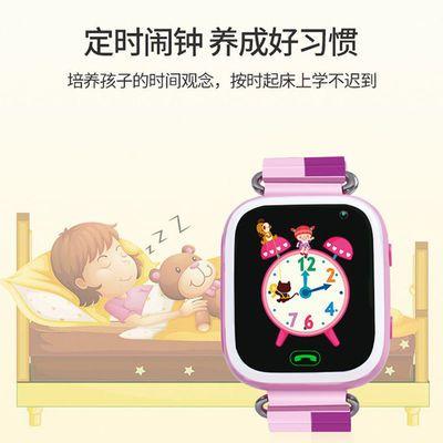 儿童智能电话手表防水学生定位触屏手机天使睿智小天才电话手表带