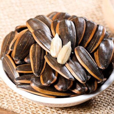 焦糖红枣核桃味葵瓜子新葵花籽500克小袋装熟葵花籽炒货零食批发