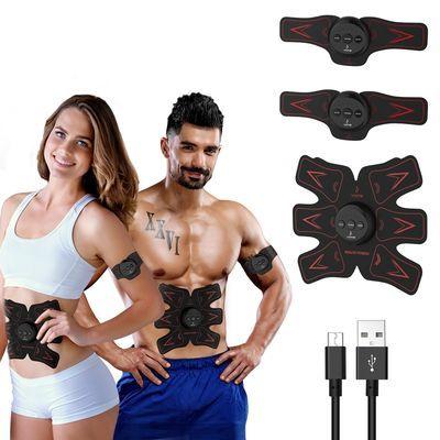 热销腹肌贴健身仪器材家用锻练臂肌胸肌腹肌肌肉健腹器懒人训练器