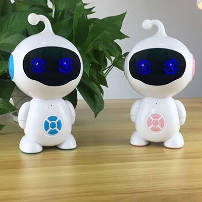 儿童玩具超级宝宝智能机器人小孩宝宝玩具学习早教机语音0-12岁