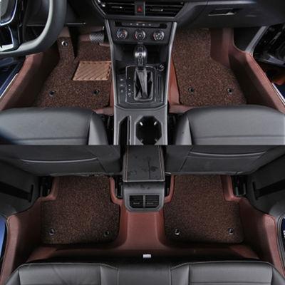 包邮比亚迪F6专用脚垫 老款比亚迪F6全包围汽车脚垫 F6大翻边脚垫